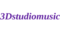 3Dstudiomusic logo