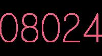 08024 logo