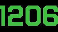 1206 logo