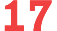 17 logo