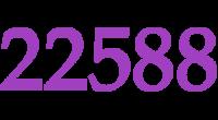 22588 logo