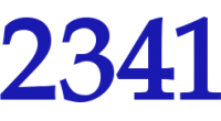 2341 logo