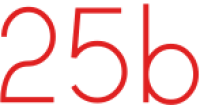 25b logo