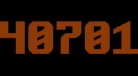 40701 logo