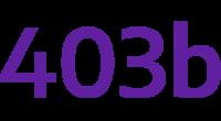 403b logo