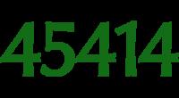 45414 logo