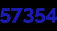 57354 logo