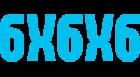 6X6X6 logo