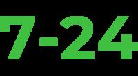 7-24 logo