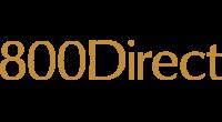 800Direct logo
