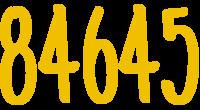 84645 logo