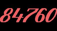 84760 logo