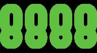 8888 logo