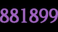 881899 logo