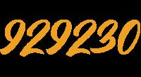 929230 logo