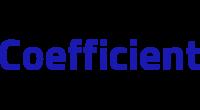 Coefficient logo