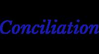 Conciliation logo