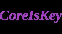 CoreIsKey logo