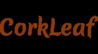 CorkLeaf logo
