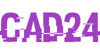 Cad24 logo