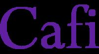 Cafi logo