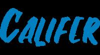 Califer logo