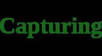 Capturing logo