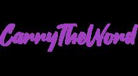 CarryTheWord logo