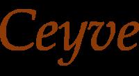 Ceyve logo