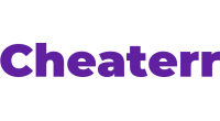 Cheaterr logo