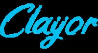 Clayor logo