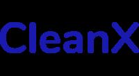 CleanX logo