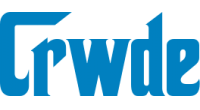 Crwde logo