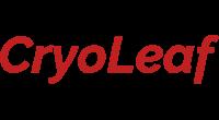 CryoLeaf logo
