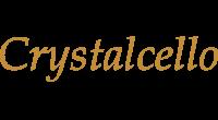 Crystalcello logo