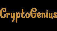 CryptoGenius logo