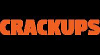 Crackups logo