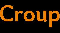 Croup logo