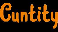Cuntity logo