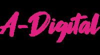 A-Digital logo