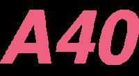 A40 logo