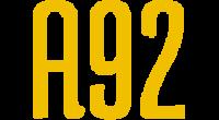 A92 logo