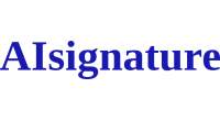 AIsignature logo