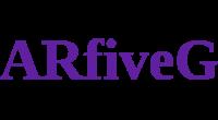 ARfiveG logo