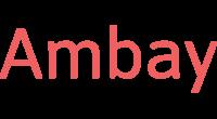 Ambay logo