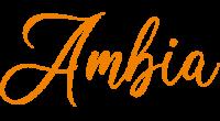Ambia logo
