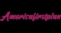 Americafirstplan logo