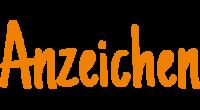 Anzeichen logo