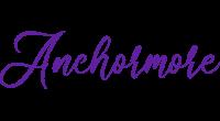 Anchormore logo