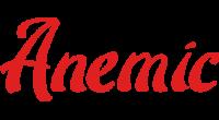 Anemic logo